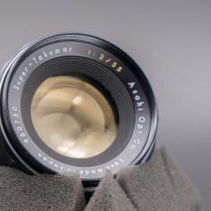 Obiectiv Super Takumar 55mm f2, M42 adaptabil Sony, Fuji - Obiectiv DSLR Canon, Wide (grandangular), Manual focus, Canon - EF/EF-S