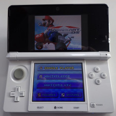 Caseta Joc Mario Kart originala Nintendo NDS DS Lite 2DS 3DS perfect functionala - Jocuri Nintendo DS, Sporturi, Toate varstele, Multiplayer