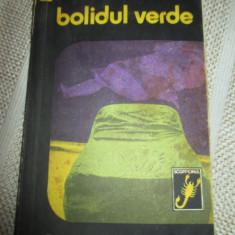 Bolidul verde- Traian Tandin - Carte politiste