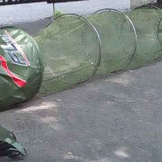 Juvelnic cauciucat (plastifiat) 2m - husa de transport - Juvelnic pescuit, Cercuri