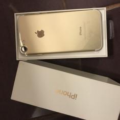 IPhone 7 gold 128 gb - Telefon iPhone Apple, Argintiu