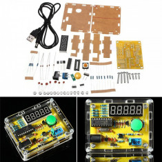 Frecventmetru digital 1HZ-50MHZ ( kit sau montat ) cu carcasa ! - Multimetre