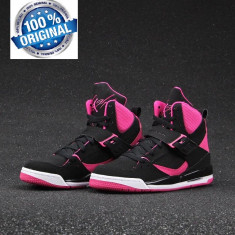 JORDAN ! GHETE ADIDASI ORIGINALI 100% Jordan FLIGHT 45 HIGH ip nr 39 - Adidasi dama Nike, Culoare: Din imagine