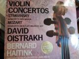 Disc vinil - Stravinski-Mozart