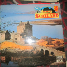 Vinil rar scotland lot x - Muzica Dance decca classics