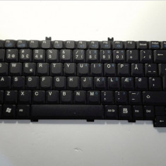 Tastatura Amilo L7300 K011405B2 DK Layout - Tastatura laptop Fujitsu Siemens