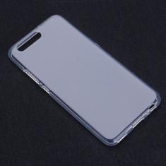 Husa HUAWEI P10 Lite TPU Transparenta Mata - Husa Telefon Huawei, Gel TPU, Fara snur, Carcasa