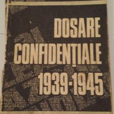 Dosarele Confidentiale 1939-1945 - Nicolae Minei
