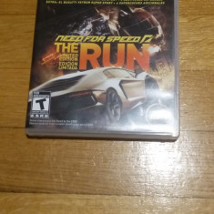 PS3 Need for speed The run - joc original by WADDER - Jocuri PS3 Electronic Arts, Curse auto-moto, 3+, Single player