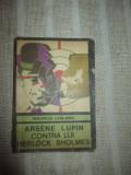 Arsene Lupin contra Herlock Sholmes- Maurice Leblanc