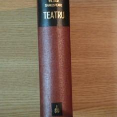 TEATRU de WILLIAM SHAKESPEARE, 1964 - Carte Teatru
