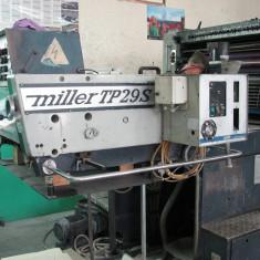 Vindem masina de tipar Miller TP29S