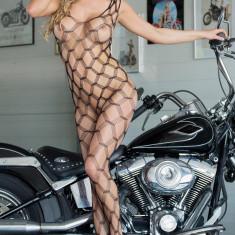 Catsuit 'she cat' - Lenjerie sexy femei