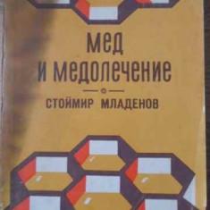 Mierea Si Terapia Cu Miere (in Lb. Rusa) - Stoimir Mladenov, 396589 - Carte Medicina alternativa