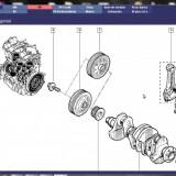 RENAULT DACIA DIALOGYS 2017 catalog identificare piese - Manual auto