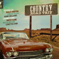 V/A - Country Road Trip -Digi- ( 2 CD ) - Muzica Country