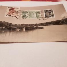 Carte postala 1935 / circulata botosani - Carte Postala Moldova dupa 1918, Fotografie