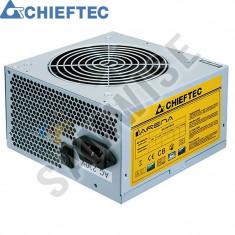 Sursa 450W Chieftec iArena GPA-450S, 3 x SATA, 2 x Molex, PCI-Express, 80+ - Sursa PC Chieftec, 450 Watt