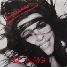 Laura D. - Be Alright (1991, Music Man) disc vinil Maxi Single acid house - Muzica House