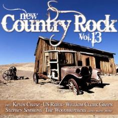 V/A - New Country Rock Vol.13 ( 1 CD ) - Muzica Country
