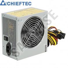 Sursa Chieftec iArena Series 500W GPA-500S, 3 x SATA, 2 x Molex, PCI-Express - Sursa PC Chieftec, 500 Watt