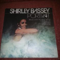 SHIRLEY BASSEY - Portrait 2 LP FOC+Booklet-United Artists- GER vinil vinyl - Muzica R&B Altele