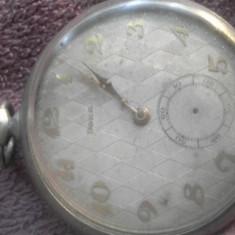 CEAS DE BUZUNAR DOXA 1925 MEDAILLE D'OR MILAN 1906 - Ceas de buzunar vechi