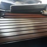 Tabla zincata cutata si vopsita