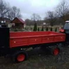 Remorca agricola - Utilitare auto