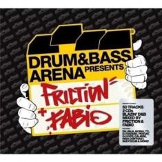 V/A - Drum & Bass Arena/Fric.. ( 2 CD ) - Muzica Drum and Bass