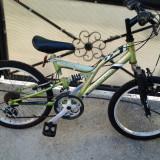 Twister Cross Wave, bicicleta copii 20 (7-12 ani)