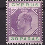 Cipru 1903 - Mi37 neuzat