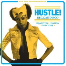 V/A - Hustle! Reggae Disco ( 3 VINYL ) - Muzica Reggae