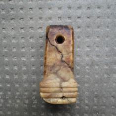 Pristolnic vechi de piatra - Metal/Fonta