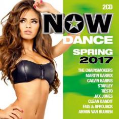 V/A - Now Dance - Spring 2017 ( 2 CD ) - Muzica Dance