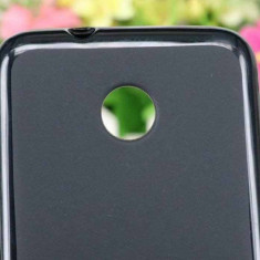 Husa Vodafone Smart Mini 7 antisoc TPU Gel fumurie