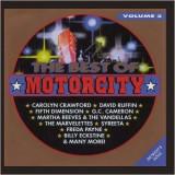V/A - Best of Motorcity Vol. 3 ( 1 CD ) - Muzica Blues