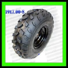 CAUCIUC ATV 19X7-8 ANVELOPA 19x7x8 - Anvelope ATV