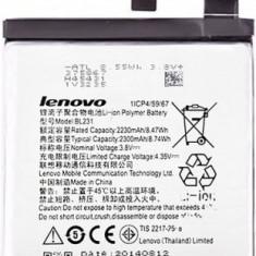 Acumulator Lenovo BL231 VIBE X2 X2-TO X2-CU S90T S90U 2230mah Original, Li-ion
