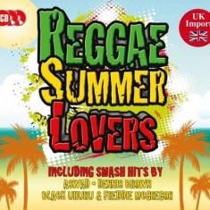 V/A - Reggae Summer Lovers ( 3 CD ) - Muzica Reggae