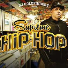 V/A - Supreme Hip Hop ( 2 CD ) - Muzica Hip Hop