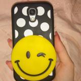 Husa Samsung Galaxy S4 - Husa Telefon, Negru
