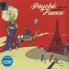 V/A - Psyche France.. -Ltd- ( 1 VINYL ) - Muzica Pop
