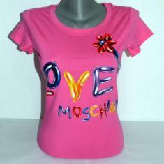 Tricouri LOVE MOSCHINO - Bleumarin / Negru / Gri / Roz - Noua Colectie !!!