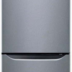 Combina frigorifica, LG GBB539NSCWS A+, No Frost, 59.5 latime, Usi reversibile, 318 Litri, Inox - Frigider
