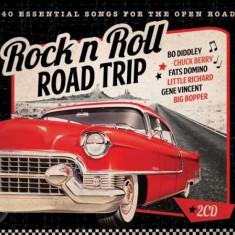 V/A - Rock N Roll Roadtrip ( 2 CD ) - Muzica Rock & Roll