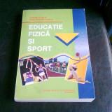 EDUCATIE FIZICA SI SPORT - EUGENIU SCARLAT, MIHAI BOGDAN SCARLAT
