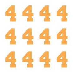 Vand numere frumoase orange 0744 980 985 - Cartela Orange