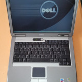 "Laptop Dell Latitude D510 15"" Intel Pentium M 1.73 GHz, HDD 60 GB, 2 GB RAM, Diagonala ecran: 14, Sub 80 GB, Windows 7"