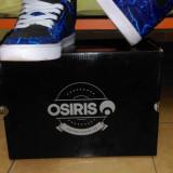Osirisi NYC - Adidasi barbati, Marime: 42, Culoare: Albastru